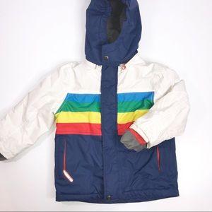 Boden Kids Puffer Winter Coat 3-4 years